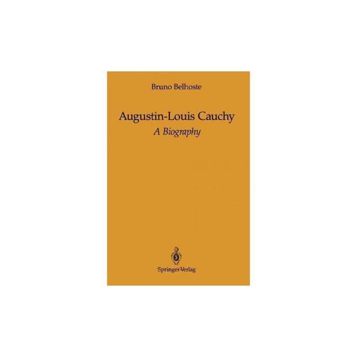 Augustin-Louis Cauchy (Reprint) (Paperback)