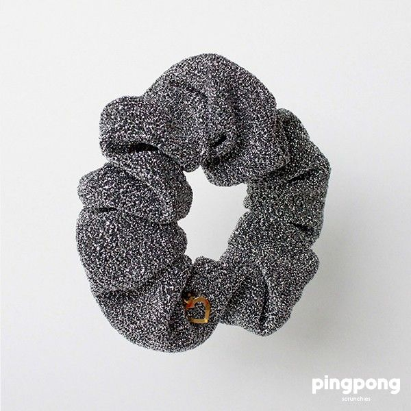 Silver Glitter via pingpong. Click on the image to see more!