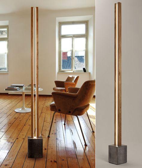 25 einzigartige stehlampe aus holz ideen auf pinterest lampe holz grau graue stehlampen und. Black Bedroom Furniture Sets. Home Design Ideas