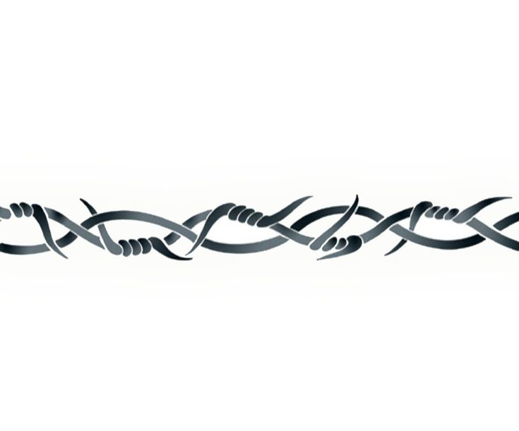 23 best Barbed wire drawings images on Pinterest | Barbed wire art ...