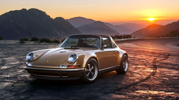 2015 Singer Porsche 911 Targa
