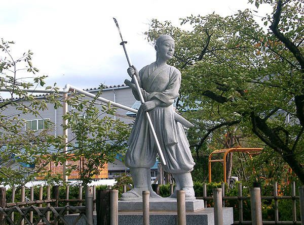 Understand this famous asian women in history