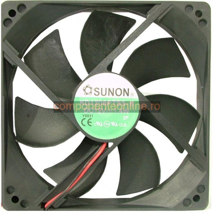 Ventilator 30x30mm, 5V - 118254