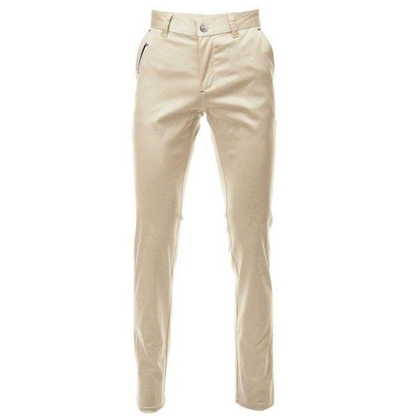 FLATSEVEN Mens Slim Fit Chino Pants Trouser Premium Cotton ($40) ❤ liked on Polyvore featuring men's fashion, men's clothing, men's pants, men's casual pants, mens slim pants, mens slim fit chino pants, mens chinos pants, mens pants and mens slim fit pants