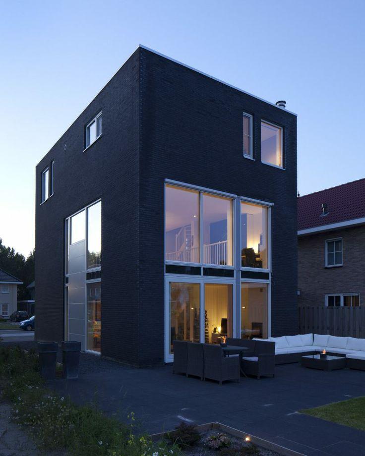 19 best images about moderne woningen on pinterest for Moderne laagbouw woningen