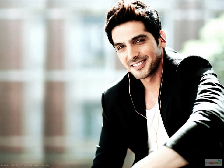 Handsome Zayed Khan