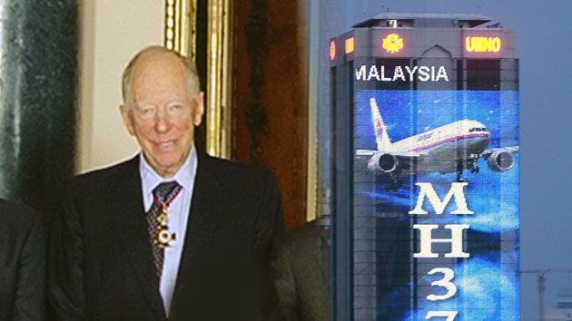 Rothschild hereda una patente de semiconductores al desaparecer el MH370