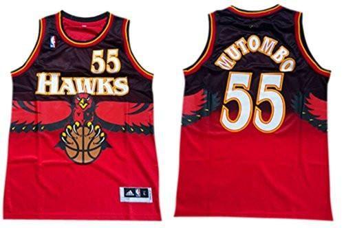 Dikembe Mutombo, Atlanta Hawks #55
