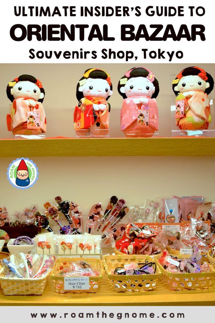 Best Japanese Souvenirs Shop Oriental Bazaar Tokyo In 2020 Tokyo Shopping Japanese Gifts Tokyo Disneyland