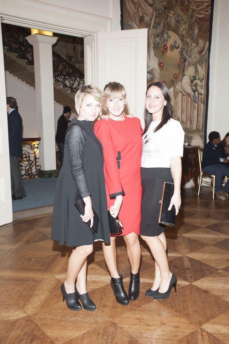 Le tre blogger di SBG Style: Silvia Schiaffonati, Beatrice Rossi e Giulia Traverso