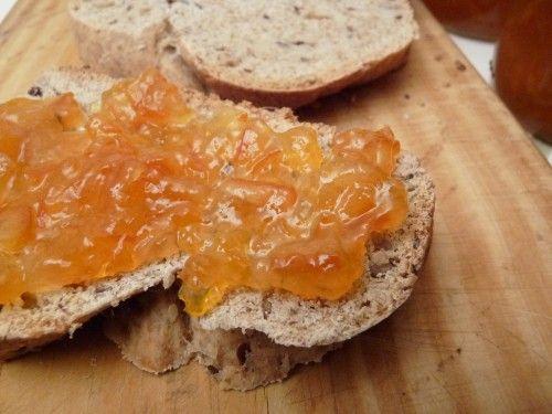 Mermelada de mandarinas especiada