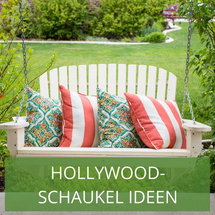 37 best Hollywoodschaukel - Inspiration für den Garten images on ...