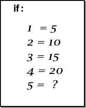 Worksheets Maths Question Simple Pics 17 best images about maths puzzles on pinterest your brain peoples are failed in this simple test give a try