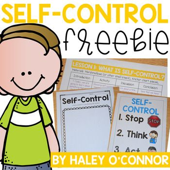 Are you curious about my Character Education curriculum, but want to try a sample out first? Do your students need a refresher on using self-control to handle big emotions? I created this pack for you! This is the first lesson from my Self-Control, and includes a lesson plan, anchor chart, printables, and a poem to use for shared reading! :) If you're interested in other Character Education lessons, be sure to check out the other units below!