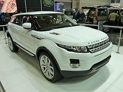 Range Rover Evoque - Designed by Victoria Beckham!