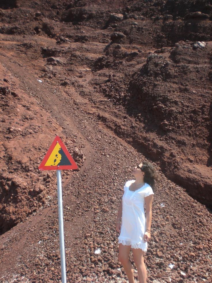 Danger @ red beach