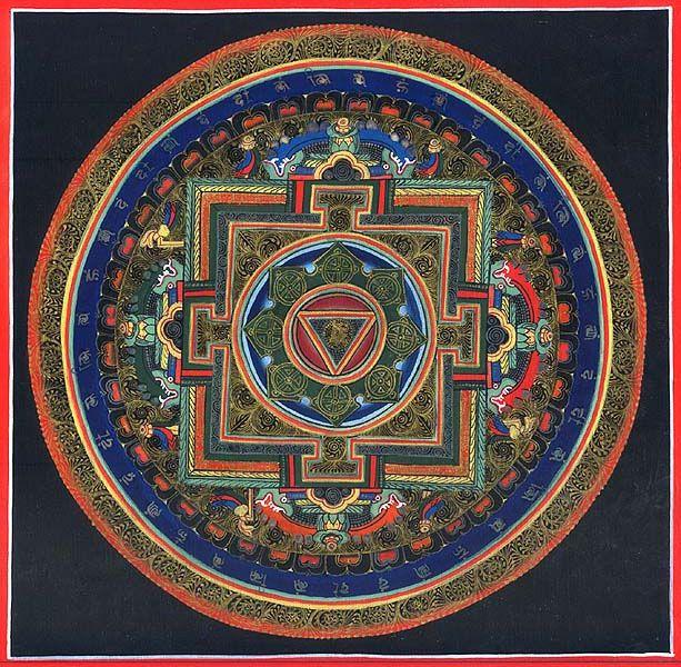 Yoni Mandala