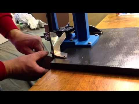 Unboxing and setting up The Dillon RL 550 B. - YouTube