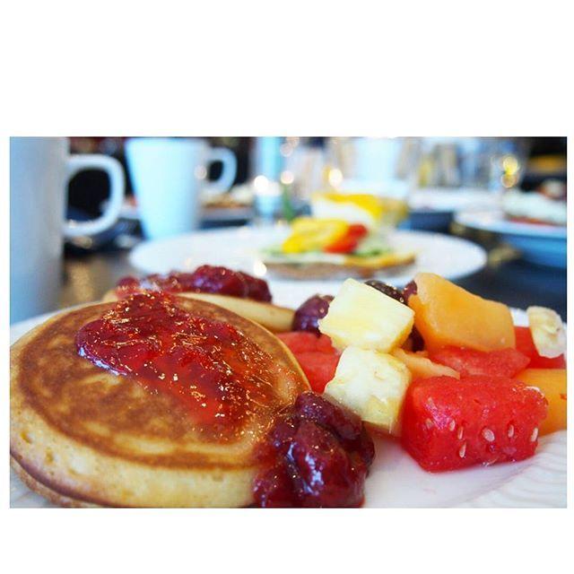 Great brunch @langvikhotel with plenty of delish eats 👍 until end of April brunch 39€ includes access to spa and other activities as well #heleats #langvikhotel #pancakes #brunch #brunssi #helbrunches #kirkkonummi #visitkirkkonummi #visitespoo http://www.langvik.fi/