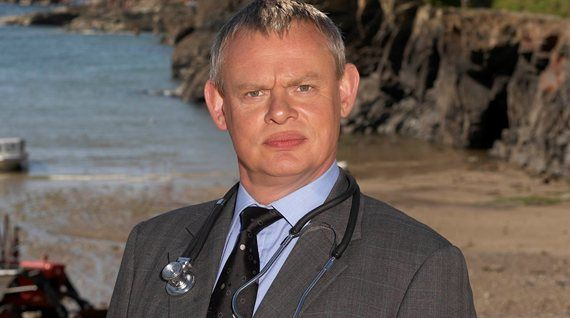 Martin Clunes' guide to Doc Martin's Port Isaac, South West England.