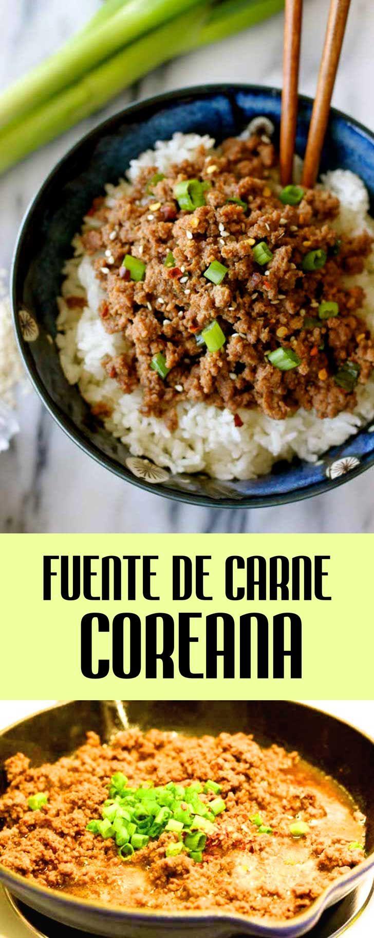 Esta receta express te permitirá estar disfrutando de los sabores oriente en tan sólo 15 minutos.