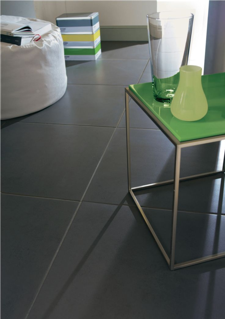 Carrelage de sol int rieur en gr s c rame m tropolitain for Carrelage 45x45 gris anthracite