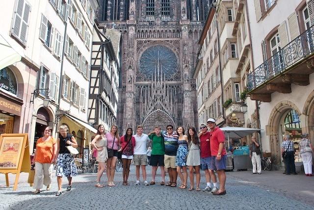 Strasburg , Germany