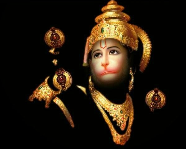 Why is Tuesday and Saturday associated  with lord Hanuman in India?