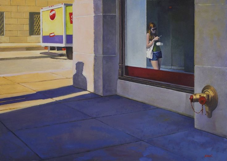 """Connect"" – New Work by Nigel Van Wieck at the Didier Aaron Gallery 