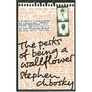 19. The Perks of Being a Wallflower - Stephen Chbosky