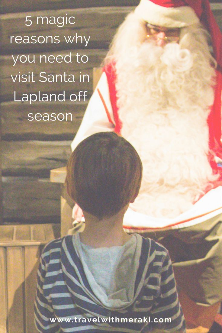 Find out some of the amazing experiences from Huskies to Reindeers and Northern Lights that can be experienced when visiting Santa in Lapland.
