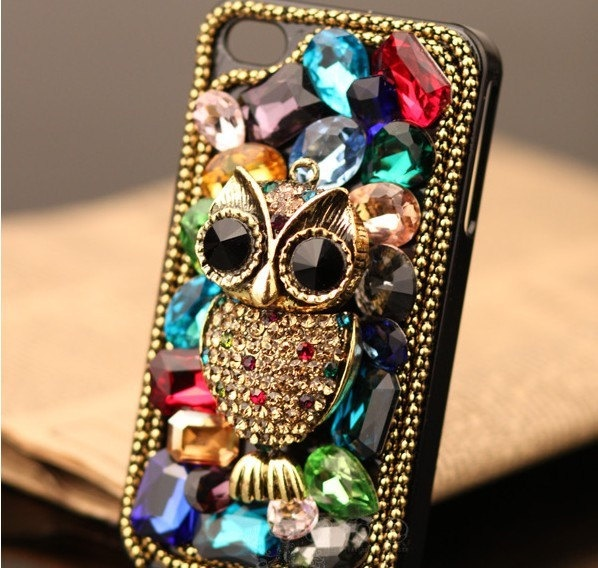 Custom Handmade Vintage Case iPhone 4/4s