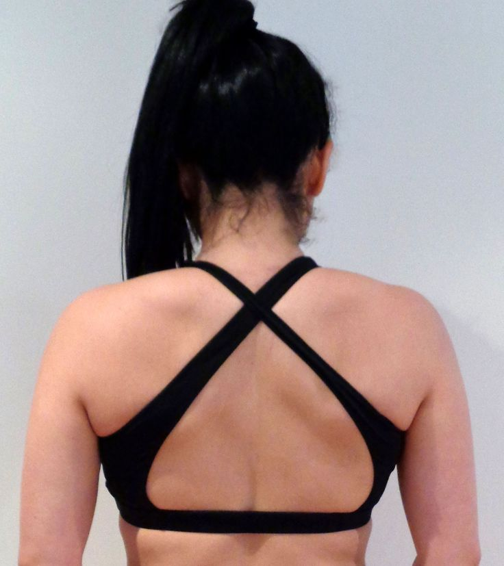 Comfy and perfect for all the Yogi's out there! Buy the Open Back Mesh Sports Bra at www.energoapparel.com.au