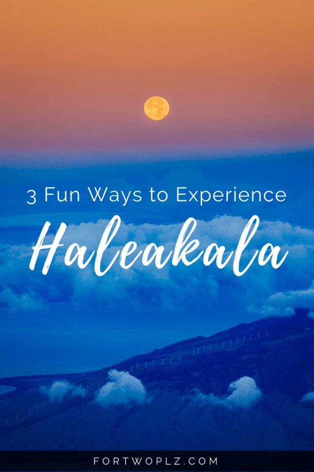 Travel USA | Maui | Hawaii | Haleakala | Sunrise | Zipline