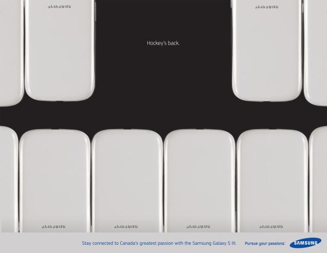 Samsung Galaxy S3 - Hockey Teeth