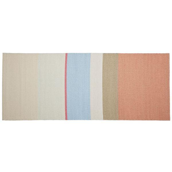 Paper carpet, Peach Skin
