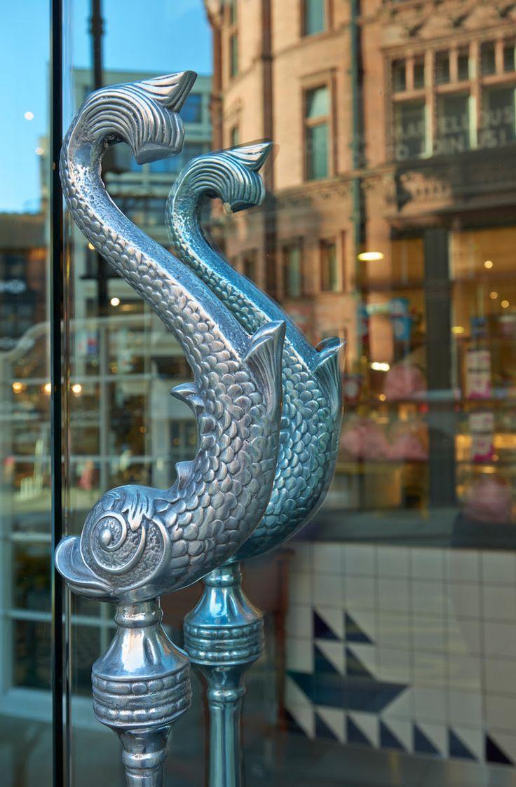 11 best Gone Fish\'n: London\'s Newest Cafe images on Pinterest   Bar ...