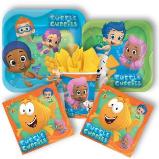 Bubble Guppies party supplies will make your next themed party that much more special.