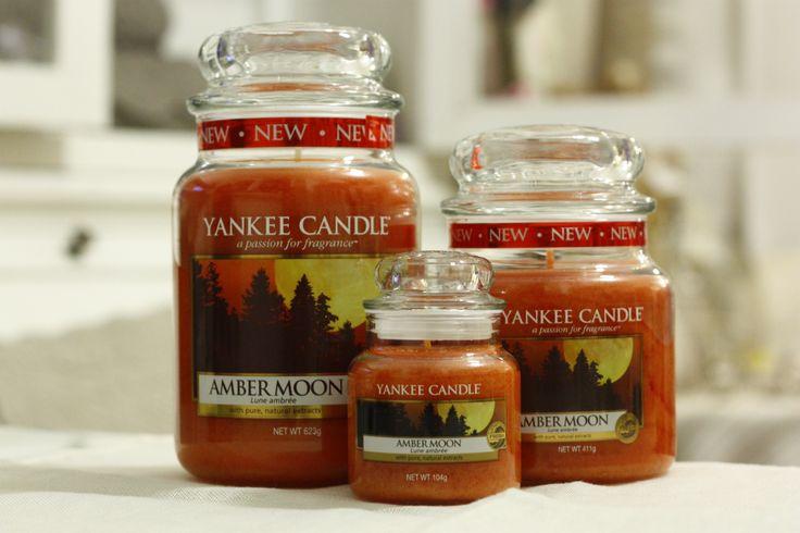 Yankee candle - Honey glow
