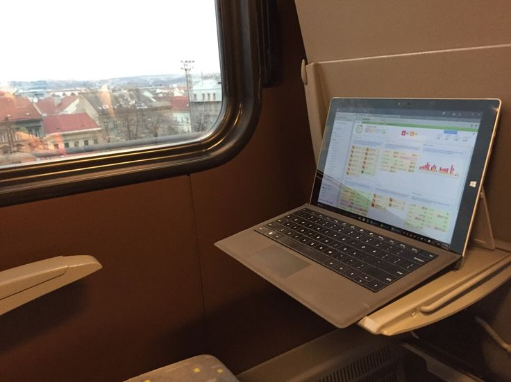 NetCrunch remote network monitoring keeps your network at your fingertips, no matter where you are. Here we're traveling across the Czech Republic: www.adremsoft.com #SysAdmin #Tech #Technology