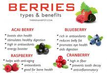 10 Types of Berries and Their Benefits