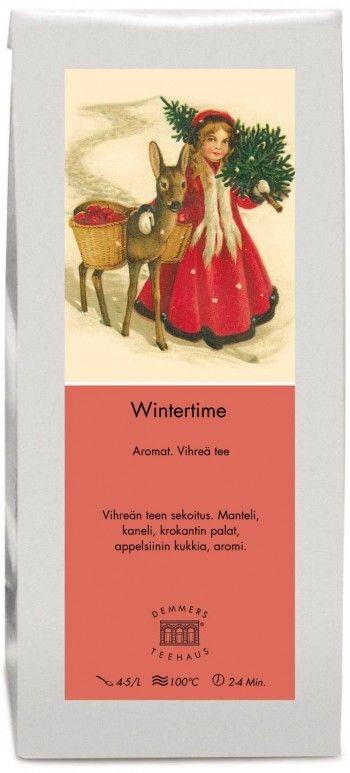 Wintertime. Hinta 5,80€