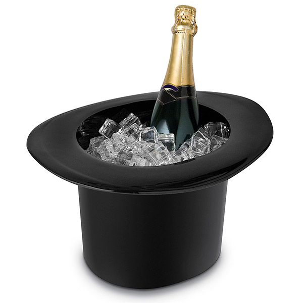 Lovely Top Hat Ice Bucket Nice Design