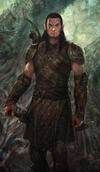 Dragon Age - Dalish Elf