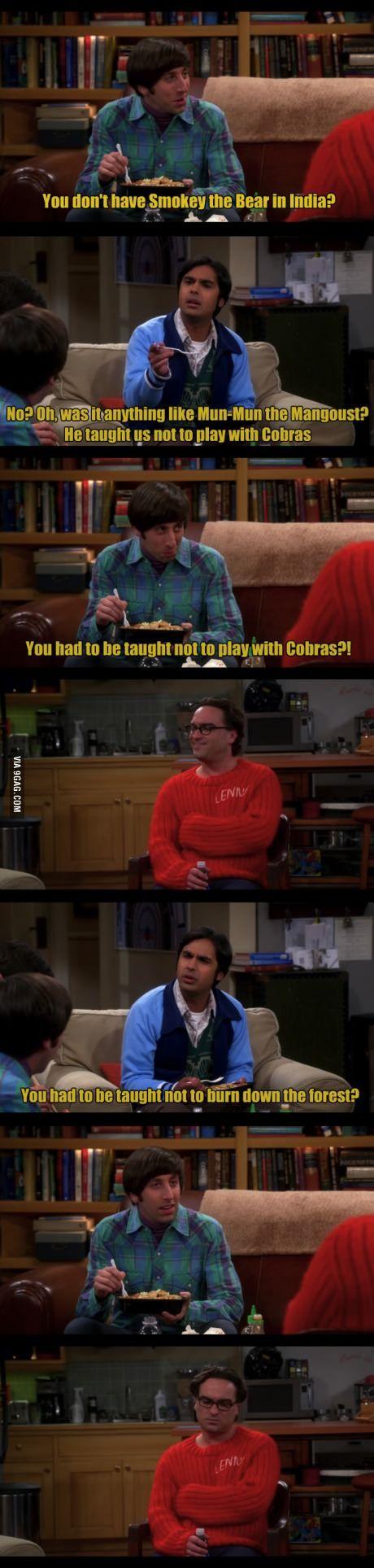 haha Big Bang!