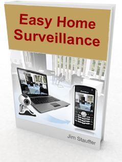 How would you like the ability to check in on your house,   wherever you are, from your cell phone or computer? $29.95