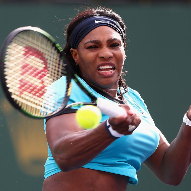 Serena Williams vs. Kateryna Bondarenko: Score, Reaction from 2016 Indian Wells | Bleacher Report