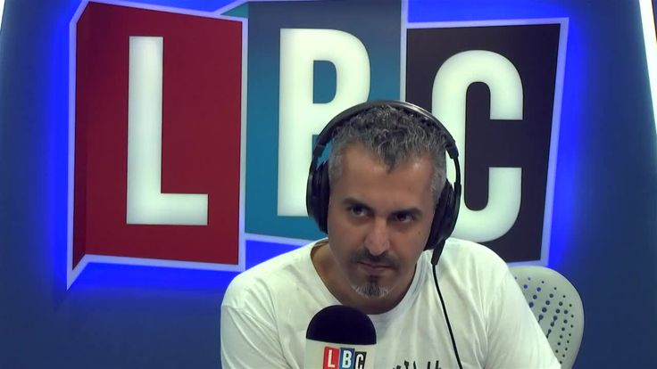 """talk to me about values and views towards homosexuality, views towards secularism, views towards theocracy, free speech, blasphemy.    """"We aren't where we need to be, and I want us to be better because I genuinely care for my fellow British Muslims in this country. I want them to be better because I care for them."""