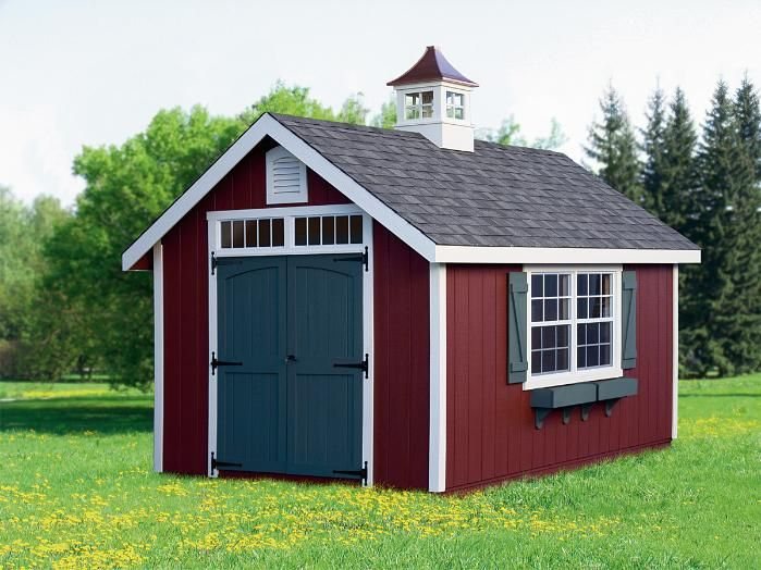 rustic sheds | Kountry Shed - Classic Series