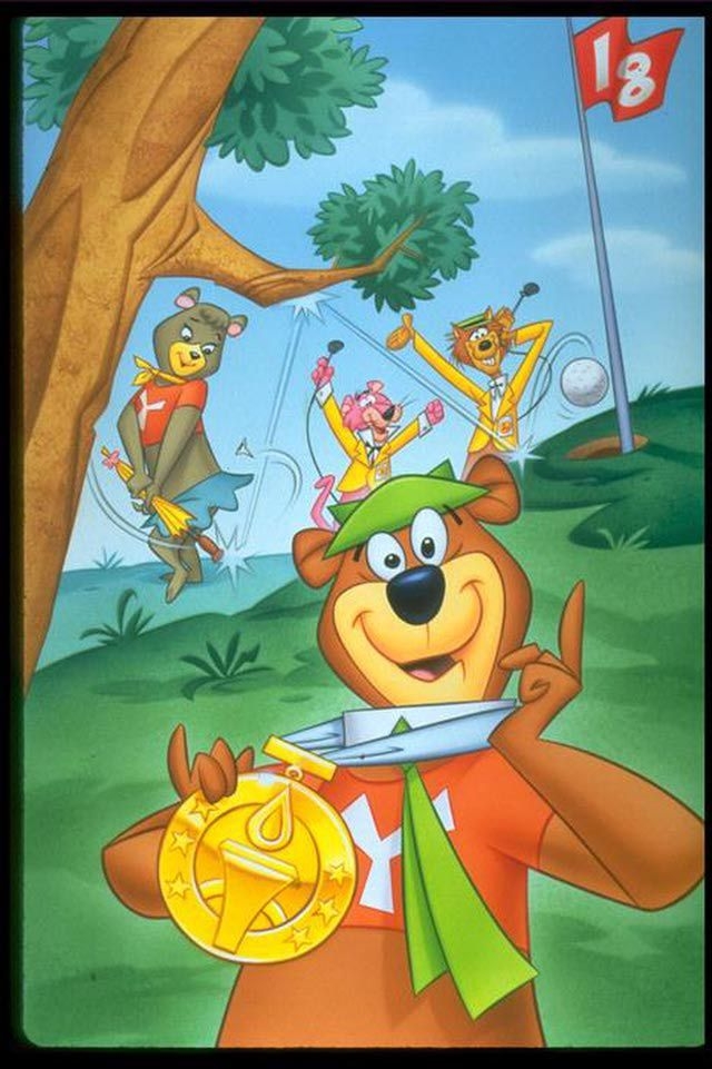 50 Best Cartoon Characters of All Time: Yogi Bear and Boo Boo